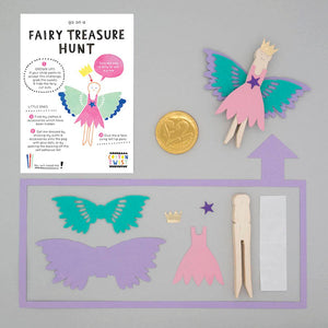 Make Your Own Fairy Peg Doll Kit - The Original Toy Shop