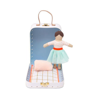 Mini Lila Doll Suitcase - The Original Toy Shop