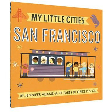 My Little Cities - San Francisco - The Original Toy Shop