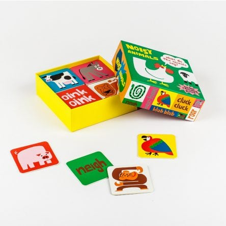 Noisy Animals Matching Game - The Original Toy Shop