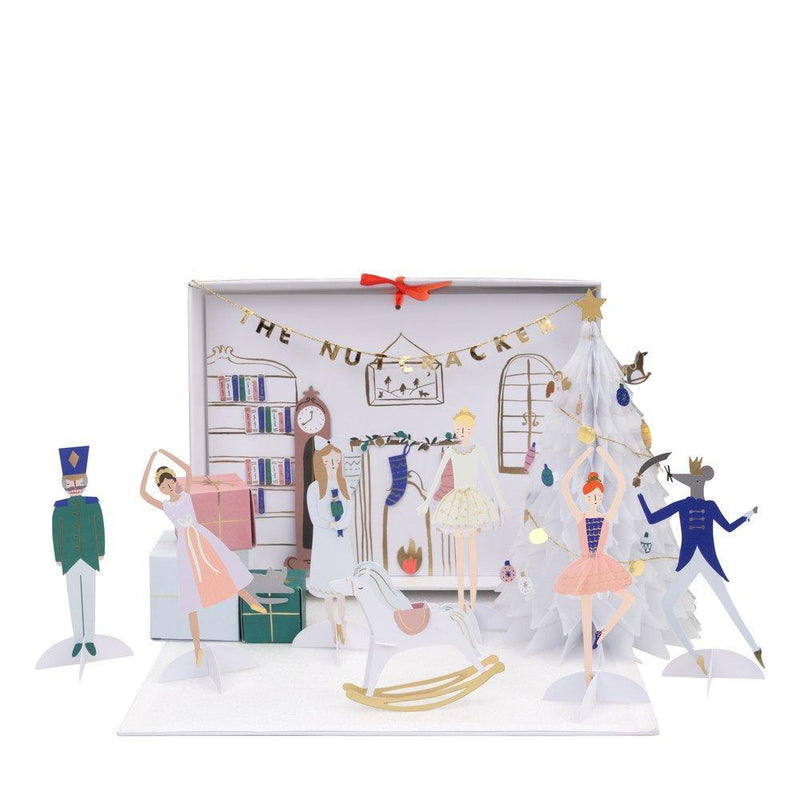 Nutcracker Advent Calendar - The Original Toy Shop