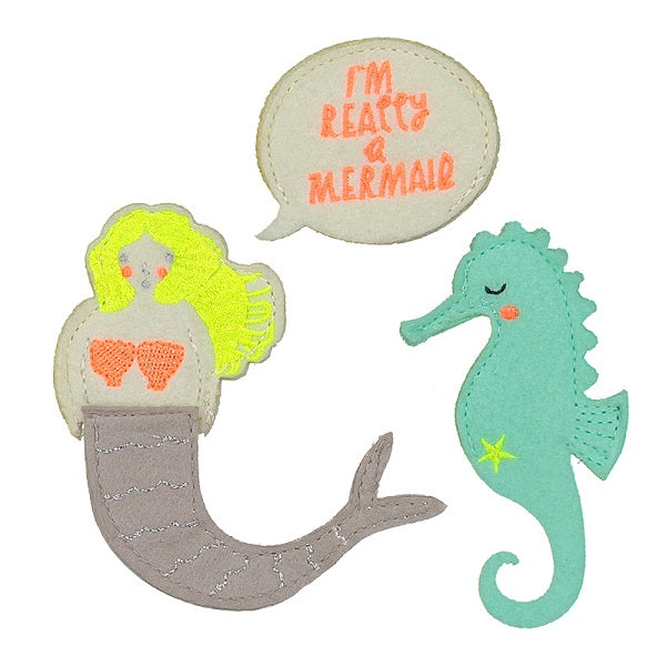 Mermaid Finger Puppets - The Original Toy Shop