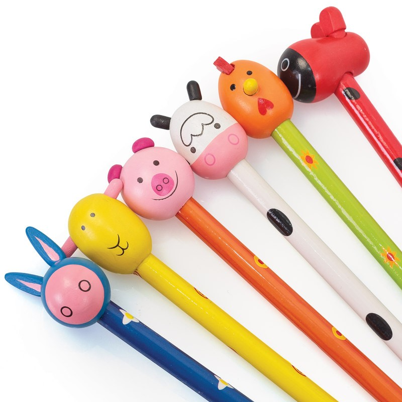 Animal Pencil - The Original Toy Shop