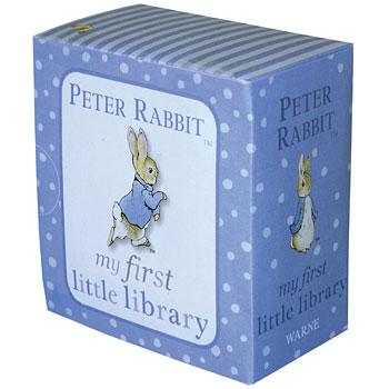 Peter Rabbit My First Library - The Original Toy Shop