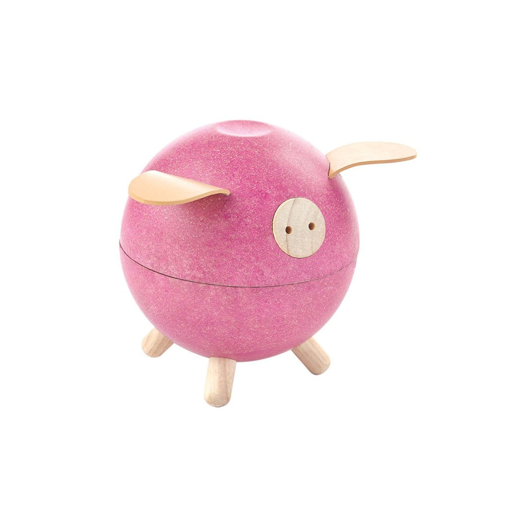 Piggy Bank in Pink - The Original Toy Shop