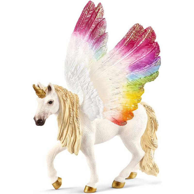 Winged Rainbow Unicorn - The Original Toy Shop