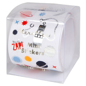 Mini Space Stickers - The Original Toy Shop
