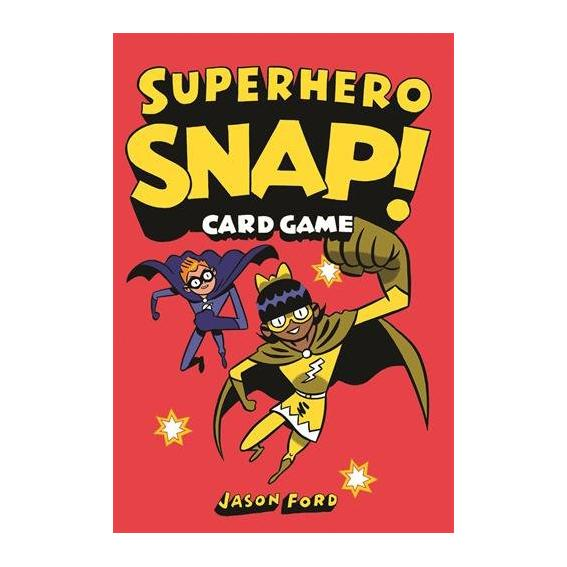 Super Hero Snap Game - The Original Toy Shop