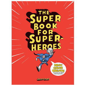 Super Book for Superheroes - The Original Toy Shop