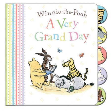 Winnie The Pooh A Very Grand Day - The Original Toy Shop