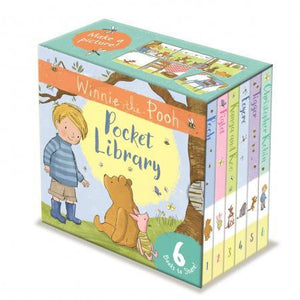 Winnie The Pooh Pocket Library - The Original Toy Shop