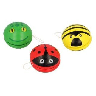 Wooden Animal YoYo - The Original Toy Shop