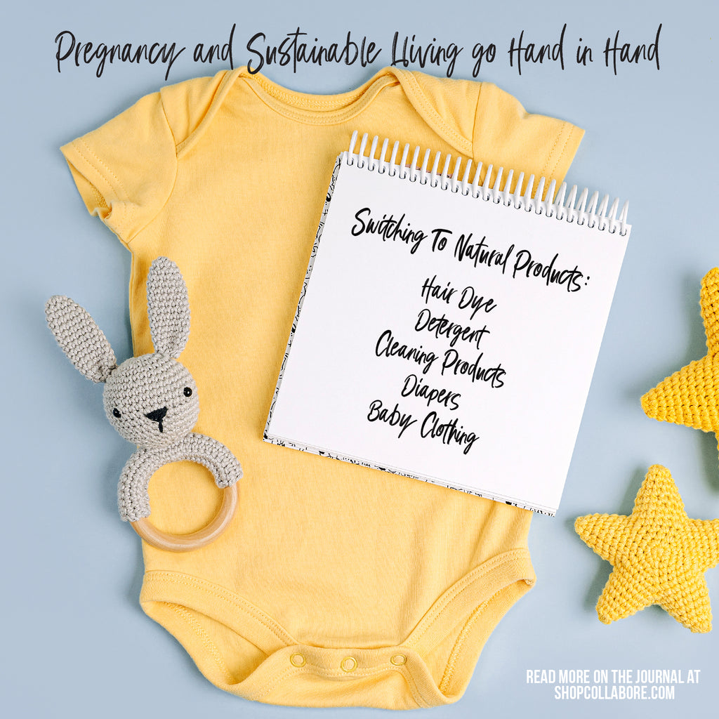 Sustainable Saturday:  Pregnancy and sustainable living