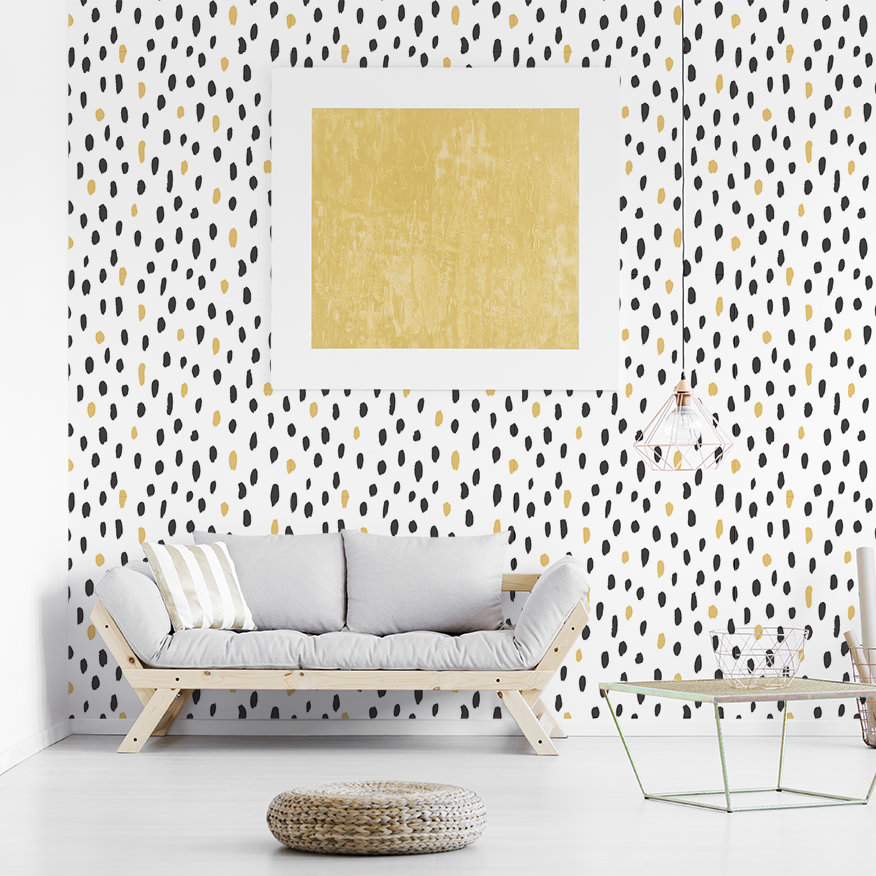 Pattern wallpaper mural category
