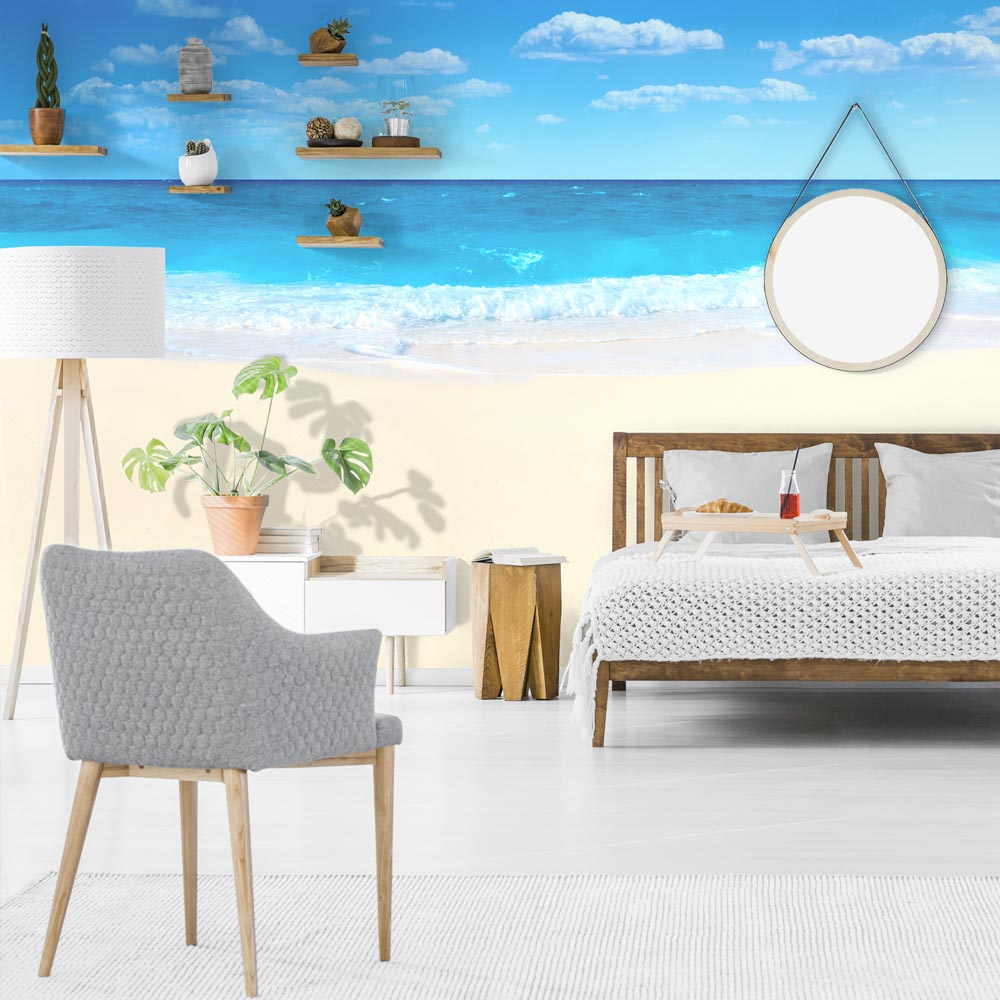 Praia in a bedroom