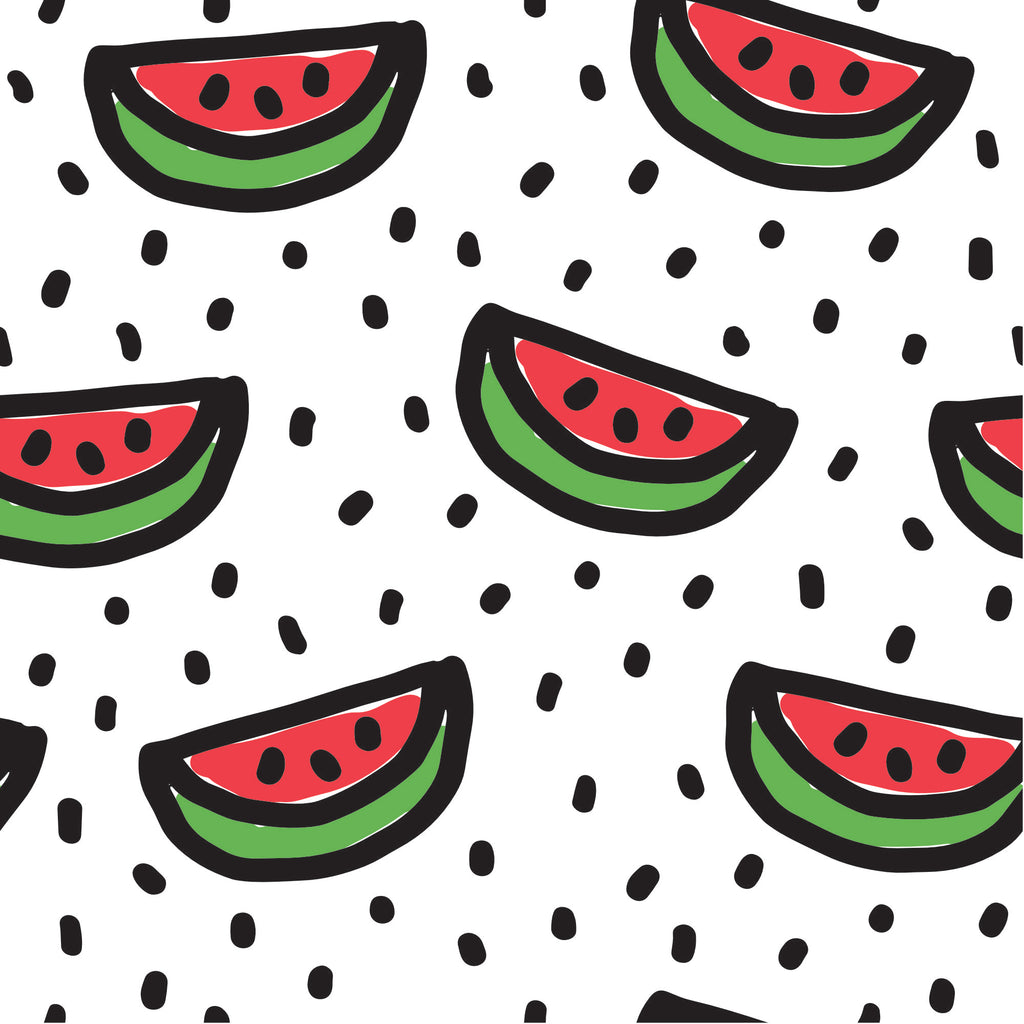 Water Melon wallpaper mural | WallpaperMural.com