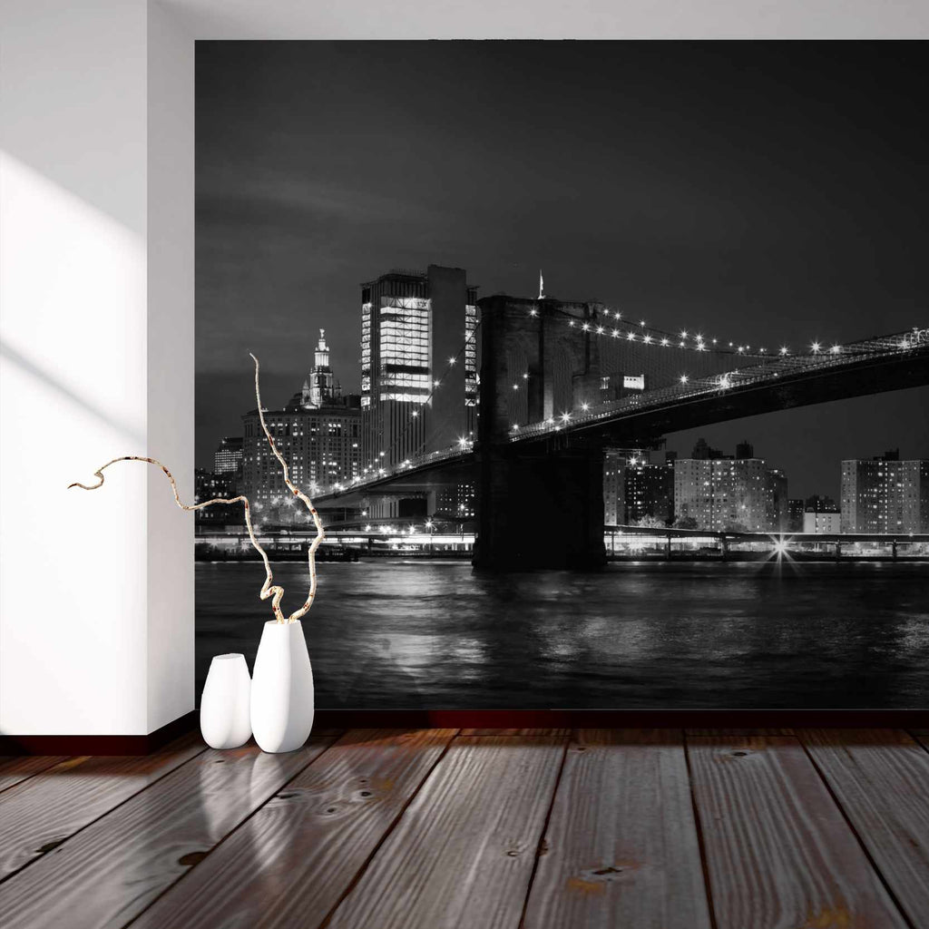 Anthane wallpaper mural in a hallway | WallpaperMural.com
