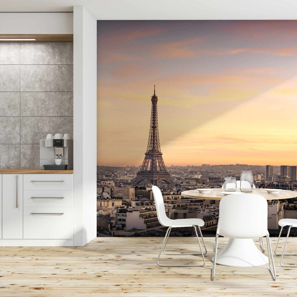 Arderley wallpaper mural in a kitchen | WallpaperMural.com