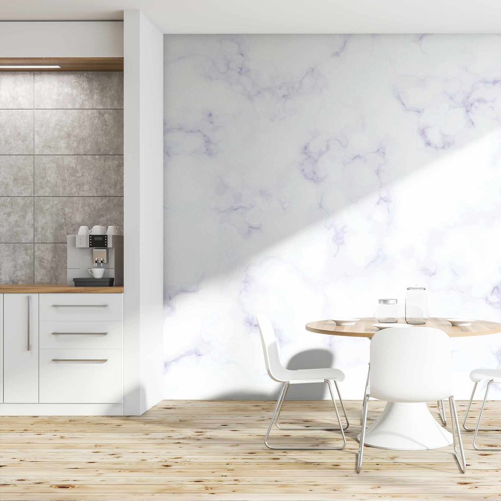 Caterist wallpaper mural in a kitchen | WallpaperMural.com