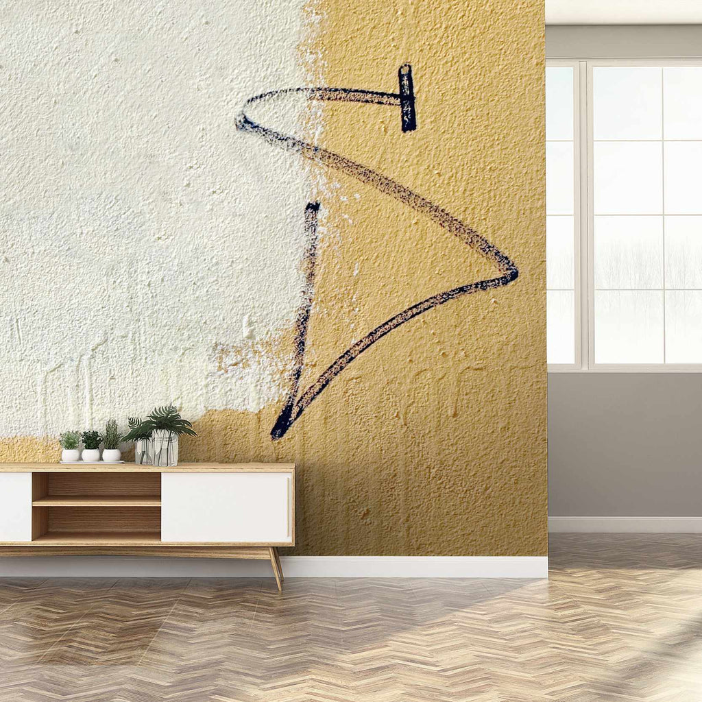 Hoddlen wallpaper mural in a hallway | WallpaperMural.com