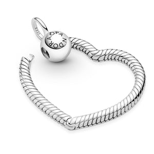Pandora Moments Heart Charm Pendant