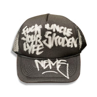 AUTOGRAPHED TRUCKER HAT / SNAPBACK