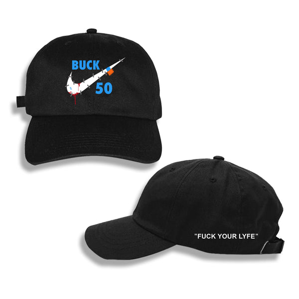 BUCK 50 DAD HAT