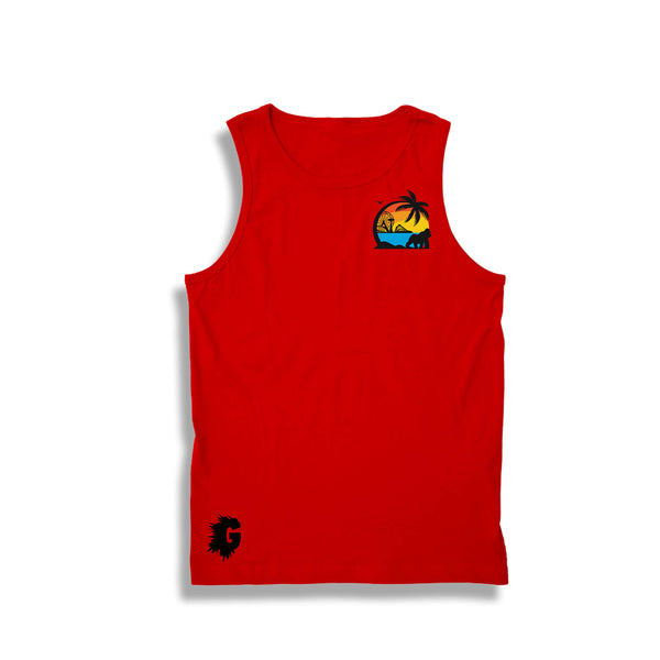 CONEY ISLAND SUMMER TANK TOP