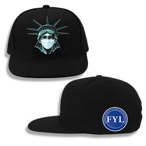 FUCK YOUR LIBERTY SNAPBACK