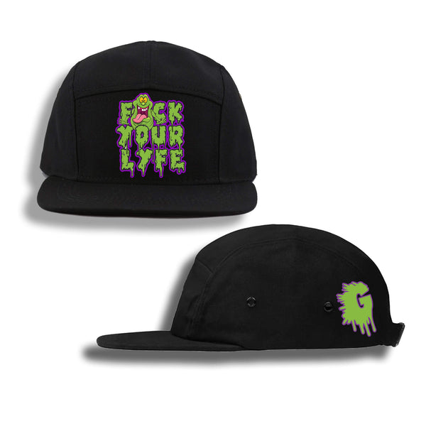 FYL SLIME FIVE PANEL HAT