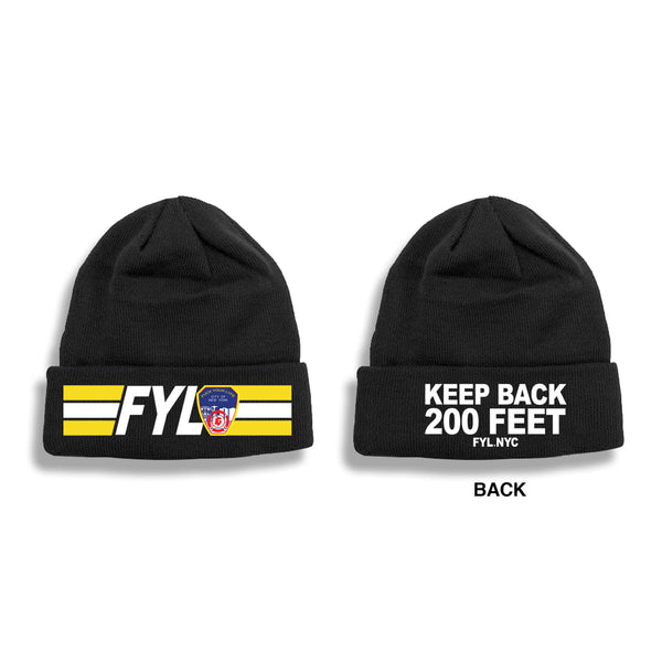 FYL STRIPES SKULLY