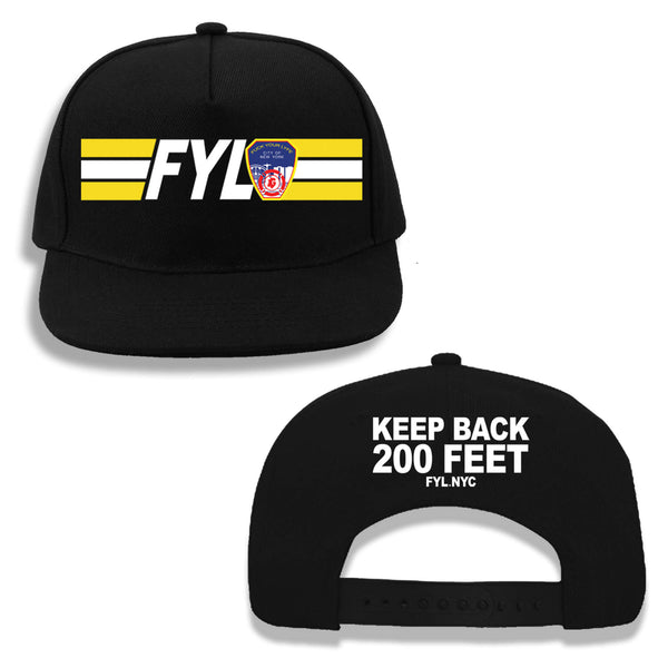 FYL STRIPES SNAPBACK