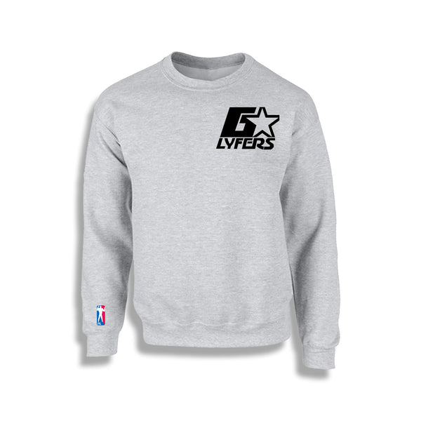 G STAR CREWNECK (GREY)
