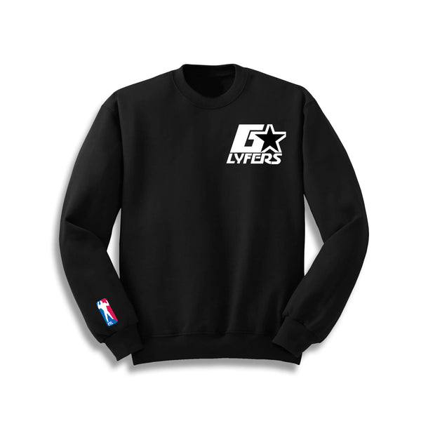 G STAR CREWNECK (BLACK)
