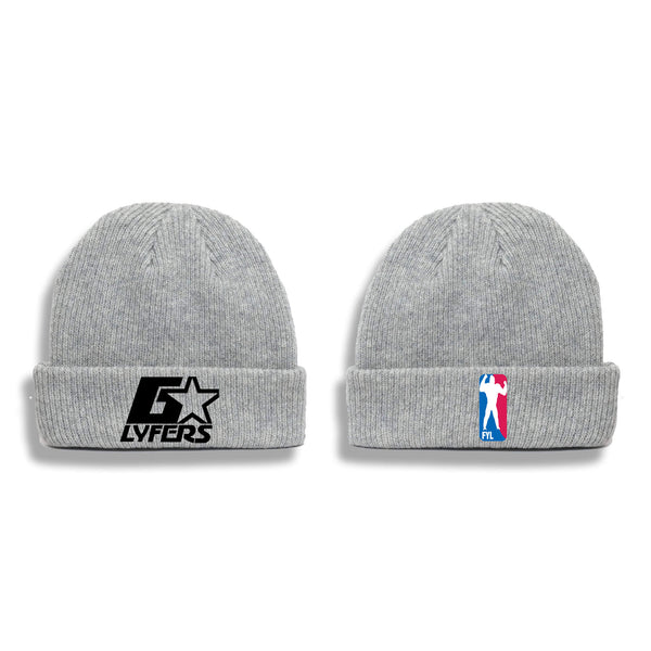 G STAR SKULLY (GREY)