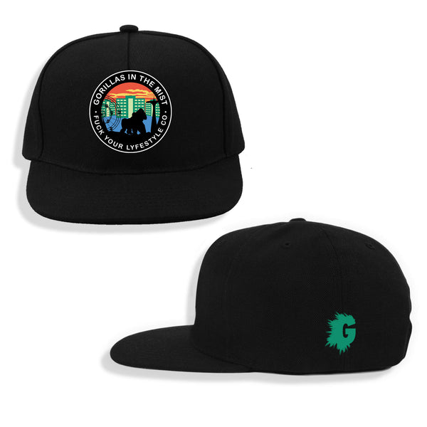 GORILLA IN THE MIST SNAPBACK