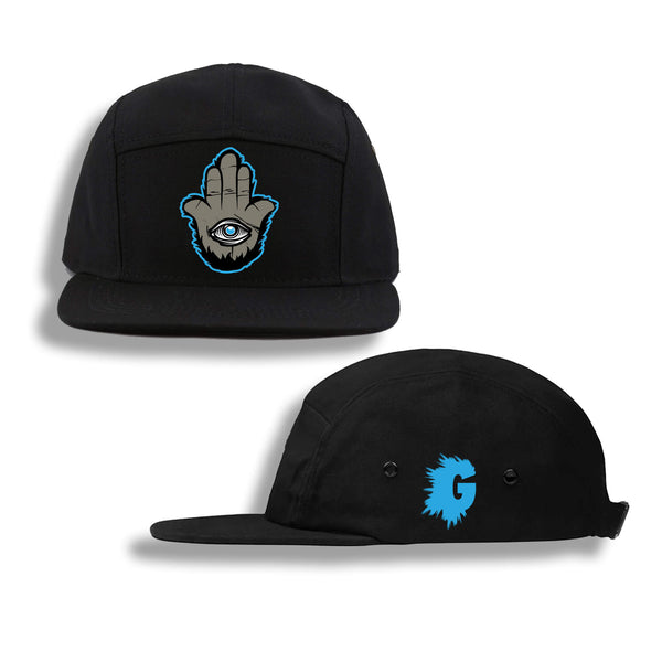 HAMSA FIVE PANEL HAT