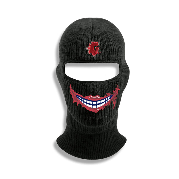 CONEY ISLAND SMILE / JOKER SKI MASK
