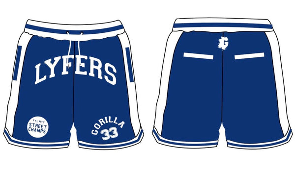 LYFERS HIGH SCHOOL SHORTS (LIMITED)