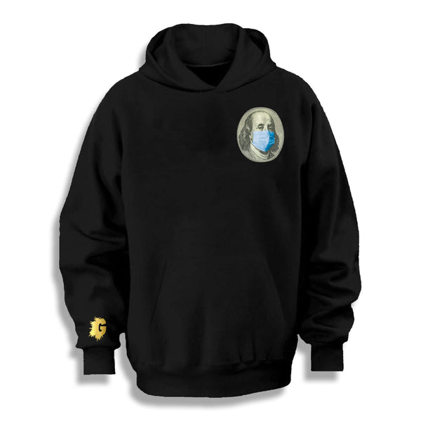MASKED MONEY HOODY