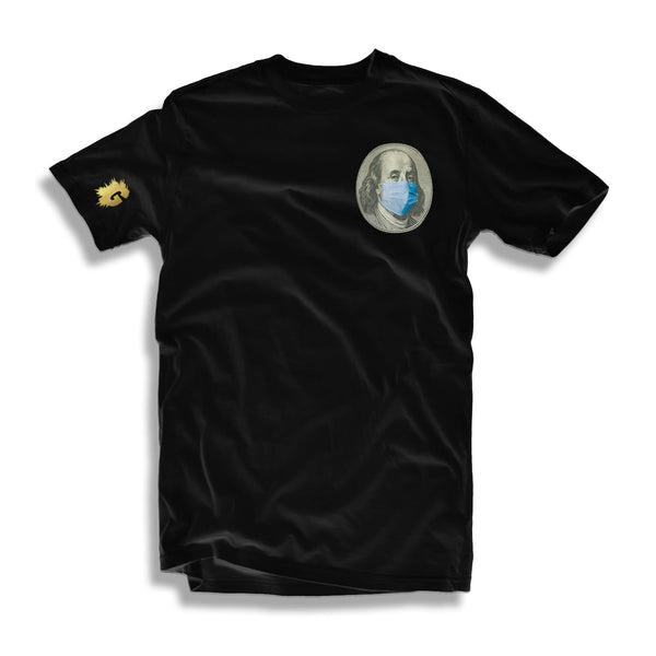MASKED MONEY T-SHIRT