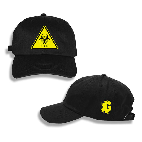 FUCK YOUR VIRUS DAD HAT