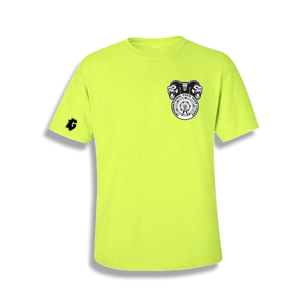 FYL TEAMSTERS T-SHIRT (HI-VIZ OR BLACK)