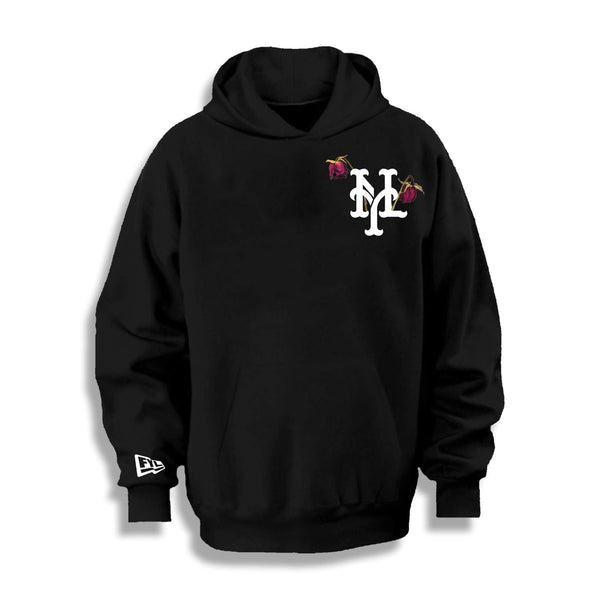 VETS AND ROSES (DEAD OR ALIVE) HOODY