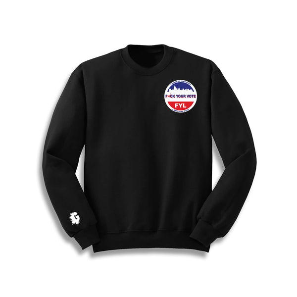 VOTER FRAUD CREWNECK
