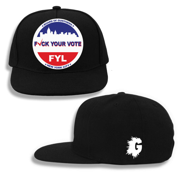VOTER FRAUD SNAPBACK