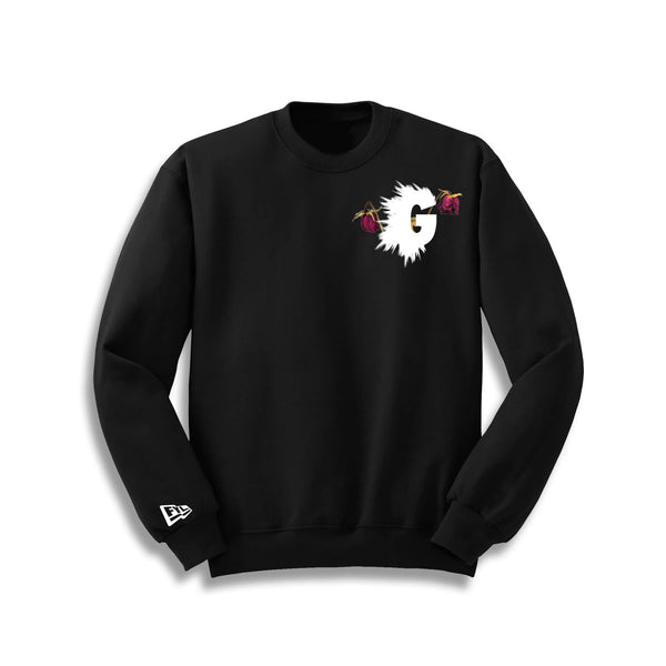 WAR OF THE ROSES (DEAD OR ALIVE) CREWNECK