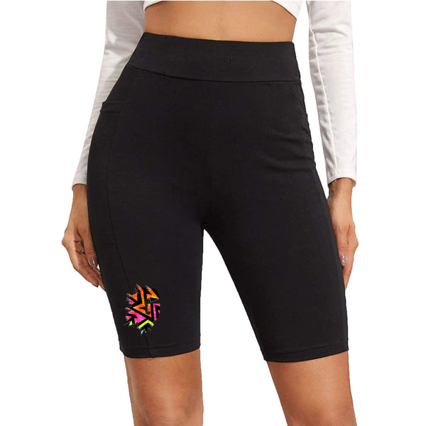 NON GUNTHER WOMENS BIKE SHORTS