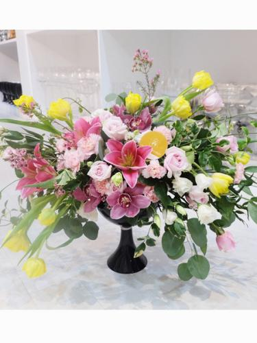 Luxury Country Garden Vase