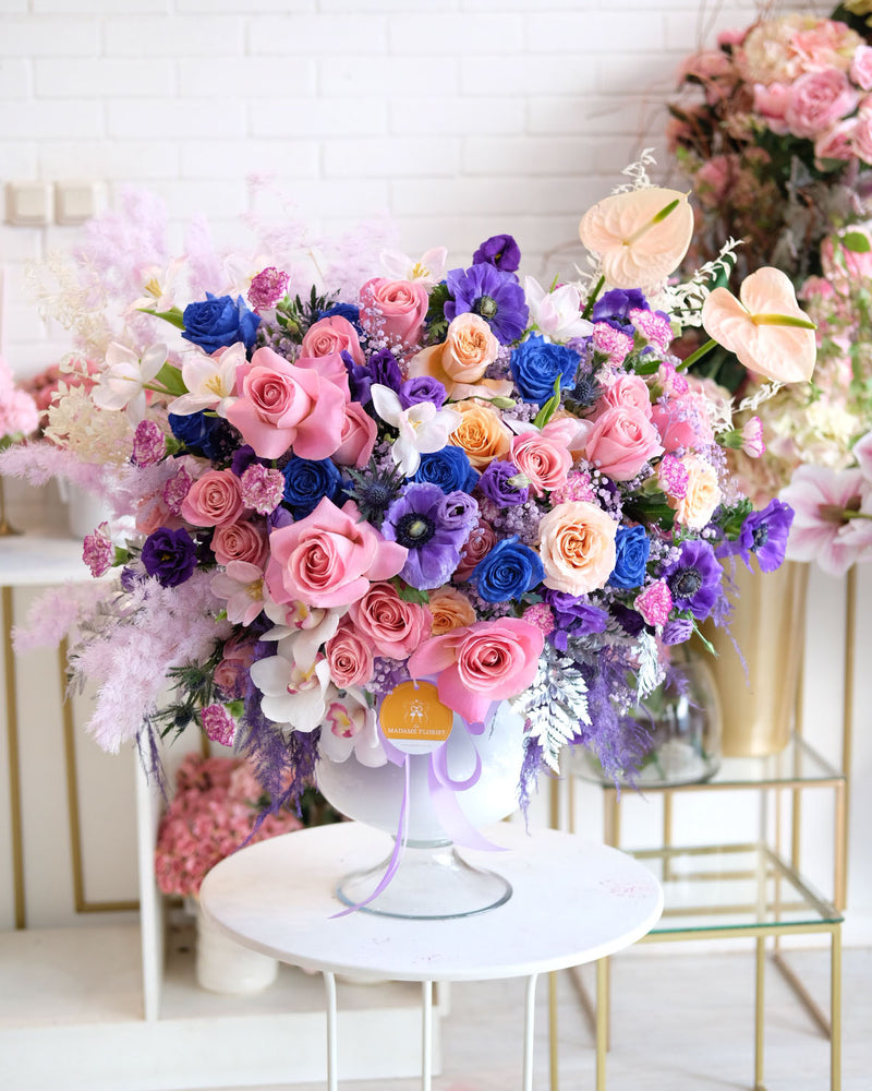 Sweet Elegance Luxury Vase
